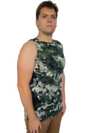 майка мужская КМФ