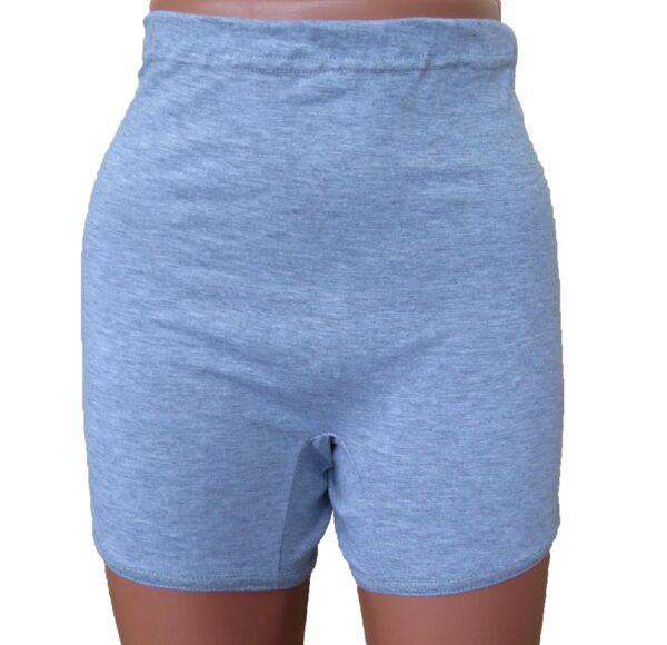 Панталоны укороченные (серые) купить оптом