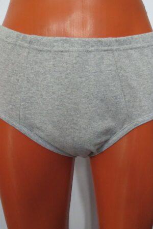 Трусы мужские «Плавки» (серые) ивановский трикотаж оптом от производителя